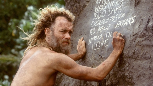 Cast Away (2000)Directed by Robert Zemeckis Shown: Tom Hanks (as Chuck Noland)