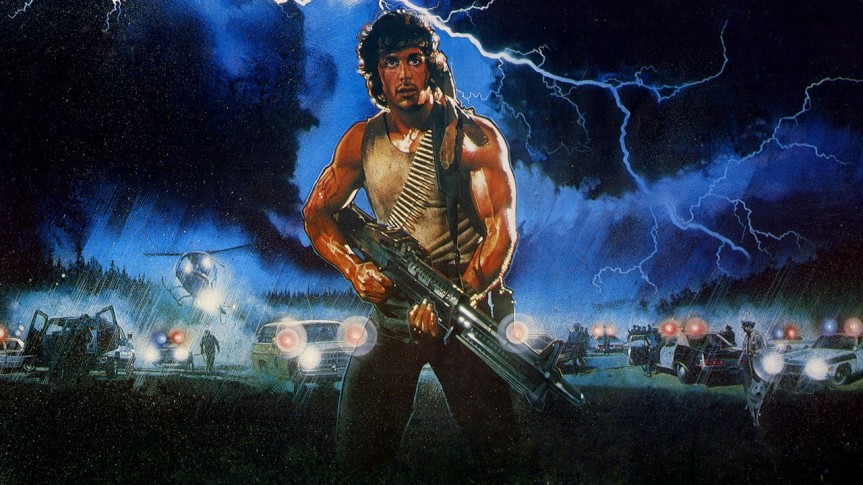 The RAMBO Revisit: FIRST BLOOD (1982)