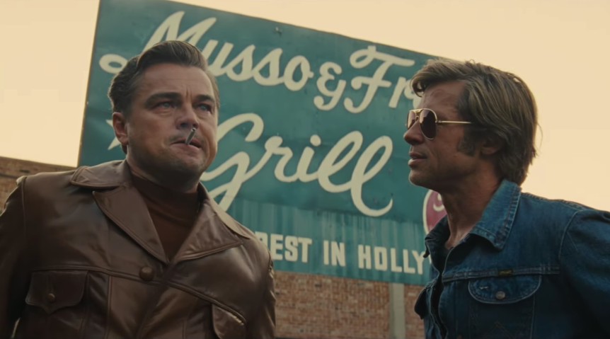 ONCE UPON A TIME… IN HOLLYWOOD is a Heartfelt, Hangout Masterpiece
