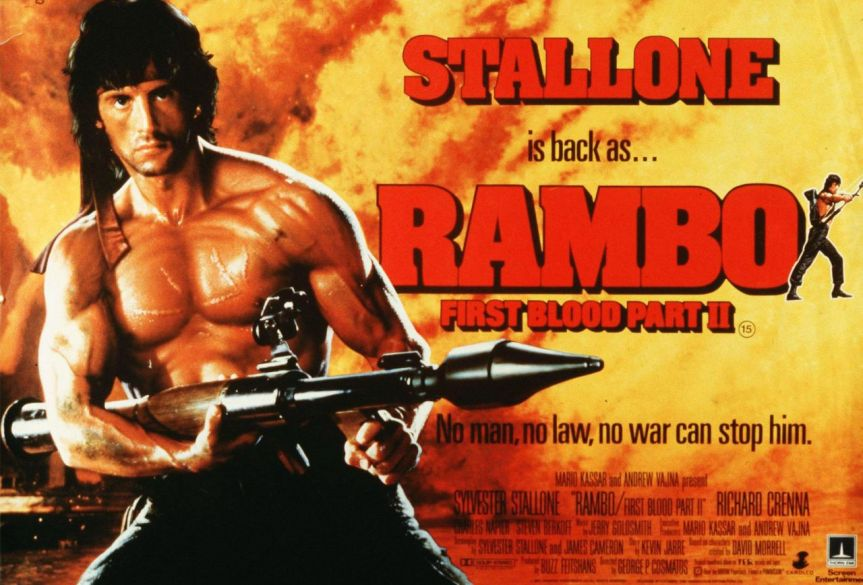 The RAMBO Revisit: RAMBO: FIRST BLOOD PART II (1985)