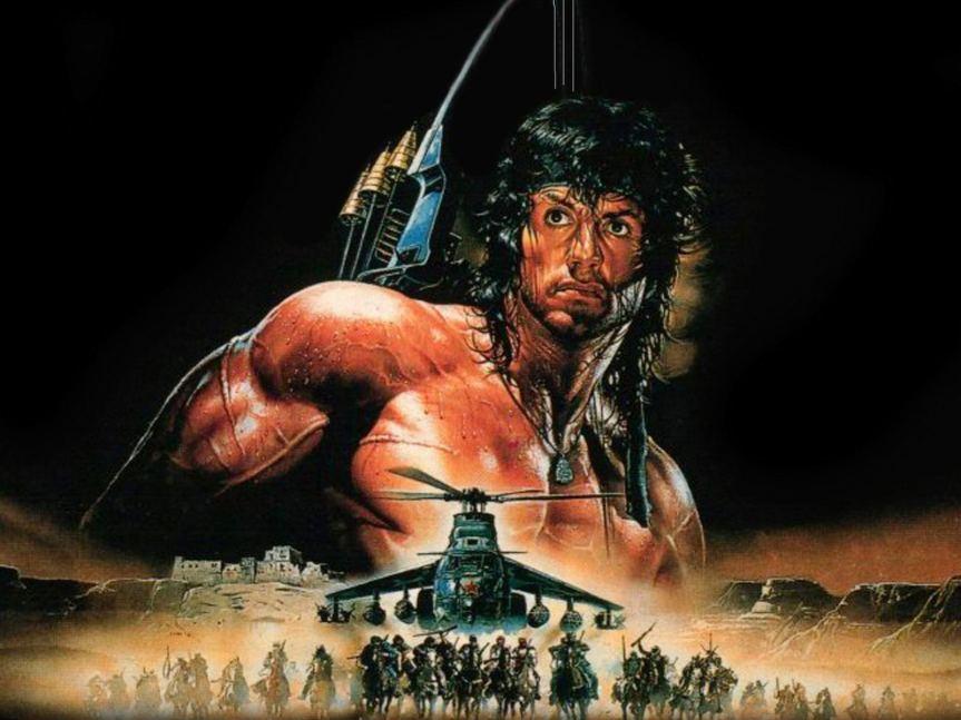 The Rambo Revisit Rambo Iii 1988 Larry Taylor