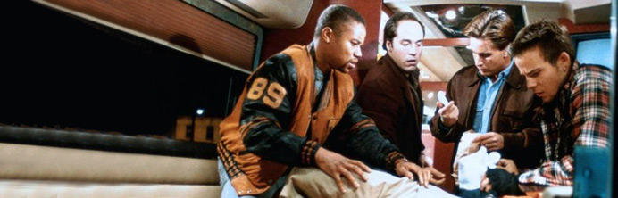 JUDGMENT NIGHT (1993): What Kind of Man areYou?