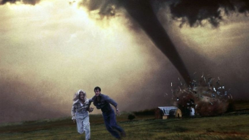 Summer of '96: TWISTER Ushers in a New Era of CGIStorytelling